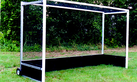 Field Hockey Net - Keeper Goals