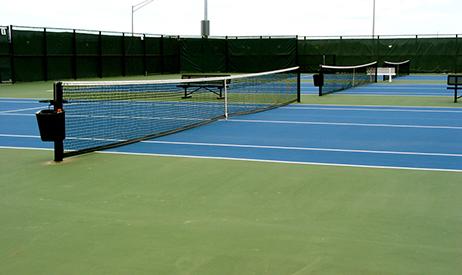 Tennis Court Facility - Keeper Goals