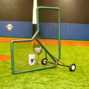 Baseball Pitching Screen.