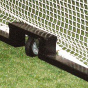 Model #CBCASTER. Backbar for caster wheel soccer goals.
