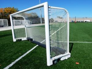 Custom Small Wheeled Soccer Goal.