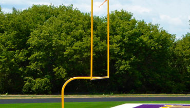 Football Goalpost.
