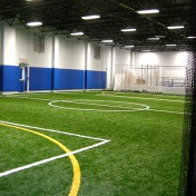 Branchburg Indoor Sports Complex - Keeper Goals