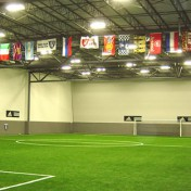 Trevian Indoor Soccer Complex - Keeper Goals