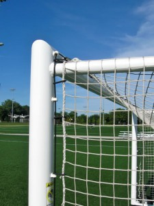Model #M88WRD4 Goal Top Corner, Overland Park Soccer Complex - Keeper Goals