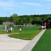 Overland Park Soccer Complex - Keeper Goals