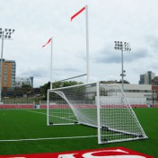 Milwaukee School of Engineering Athletic Field - Keeper Goals