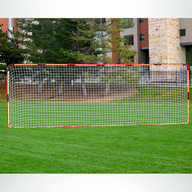 Model #FFIT Flat Shooting Soccer Goal.