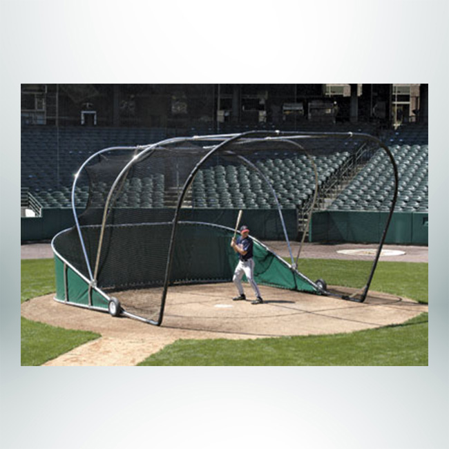 Model #BCBIGBUBBA. Batting Cage for Baseball.