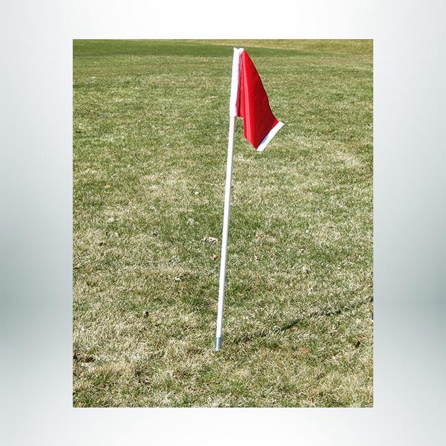 Model #CFOSP. Model #CFO. Official corner flag with spring base.