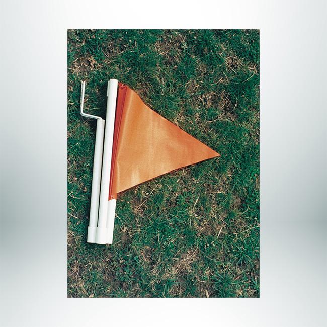 Model #FCF. Folding corner flag.