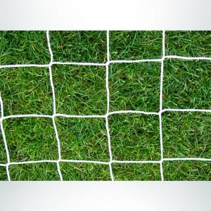 Model #GAPN715N. 7' x 15' white soccer net.