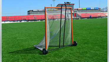 Model #LXG6. Cart to Move Lacrosse Goals.