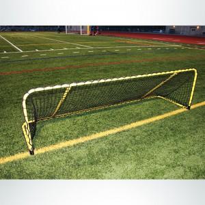 Custom soccer net 2' x 6'.