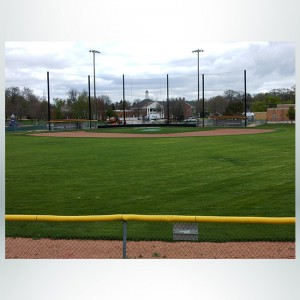 Custom Protective Netting for Baseball and Softball Stadiums.