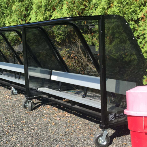 Model #PPS. 8' Traditional Heavy Duty Team Shelter.