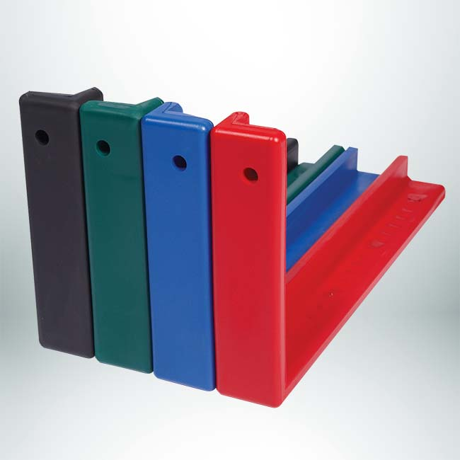 Model #ER948. Basketball Backboard Edge Pads.