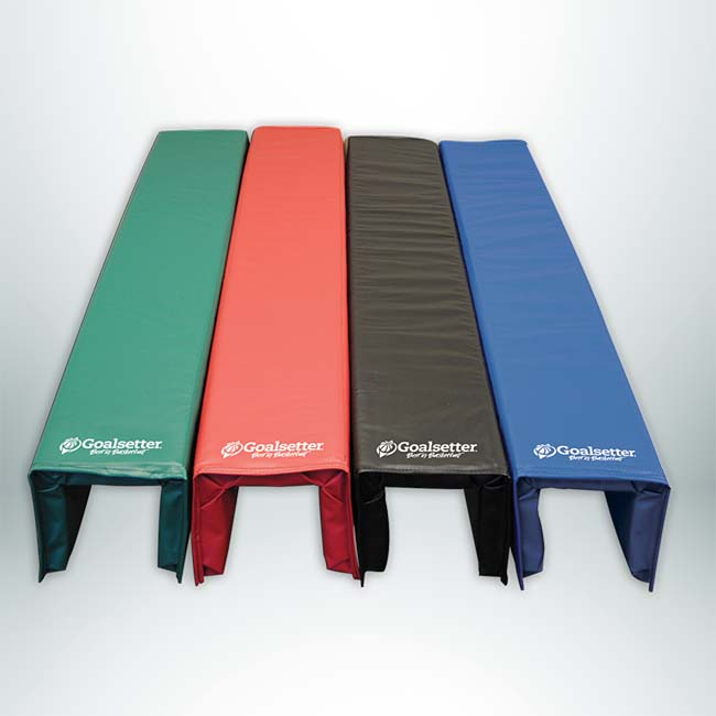 Model #PC824. Goalsetter Fitted Basketball Pole Pads.