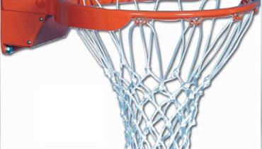 Model #COLLEGIATEULTRAFLEXGS. Ultra flex basketball rim.