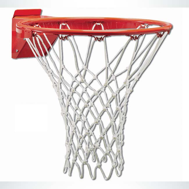 Model #HDFLEXGSHEAVYDUTY. Heavy duty flex basketball rim.