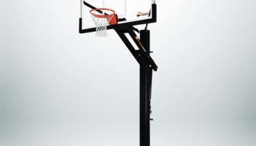 """Model #PROFORCE672 Proformance inground Adjustable Basketball Hoop with 6"""" Pole and 72"""" Backboard."""