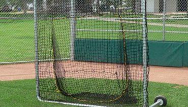 Model #BCPROCAPTURE. 7'x7' Softball Capture Screen.