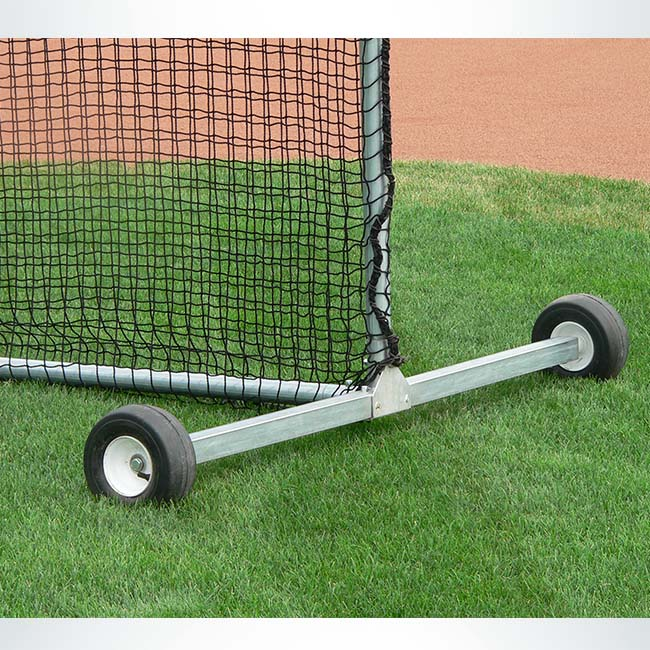 Model #BCPROWHEELKIT. Wheel kit for pitching and infield screens for baseball and softball.