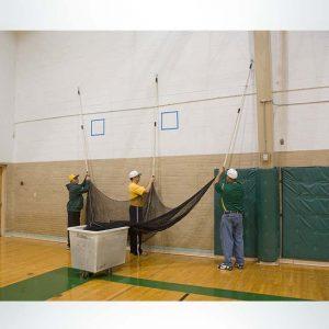 Model #BCTEN70IN. Indoor Tension Cage Connect Poles.