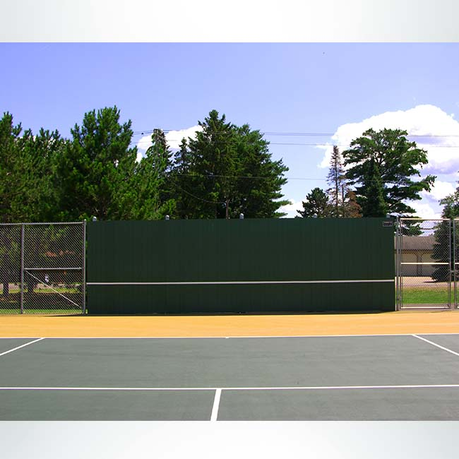 Model #TBB1032. Tennis bounding board.