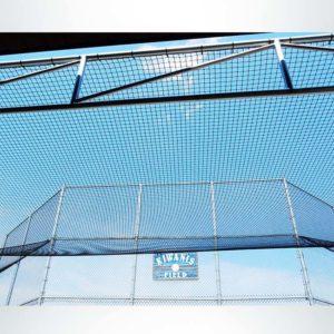 Baseball Barrier Netting.