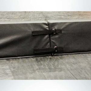 Model #FSP12. Black Portable Padding Boundary Attachment System.