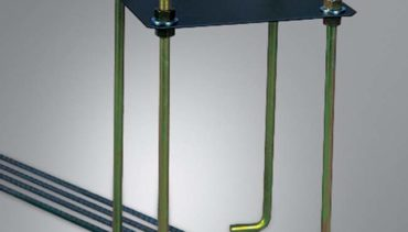 Goalrilla Anchor System for Basketball Poles.