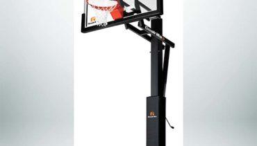 "Model #GOALRILLACV60. 60"" Backboard Basketball System."