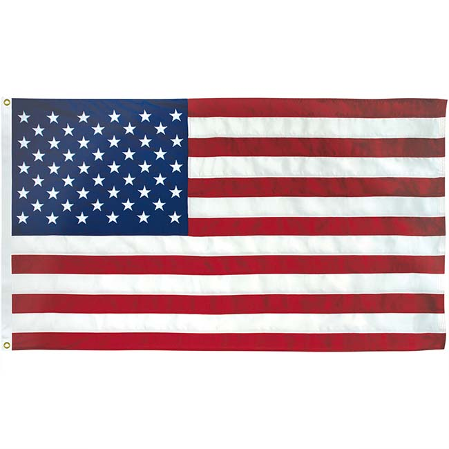 Usapm35 US outdoor polymax flag 3x5
