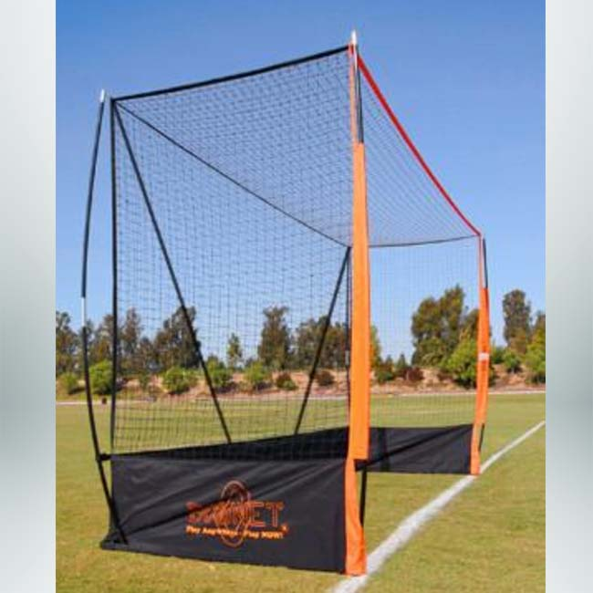 Model #BOWFIELDHOCKEY. Bownet Foldable Field Hockey Goal.