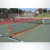 Model#BOWNETSOCCERTENNIS18. Bownet Foldable 18'x2'x9in. Soccer/Tennis Net.