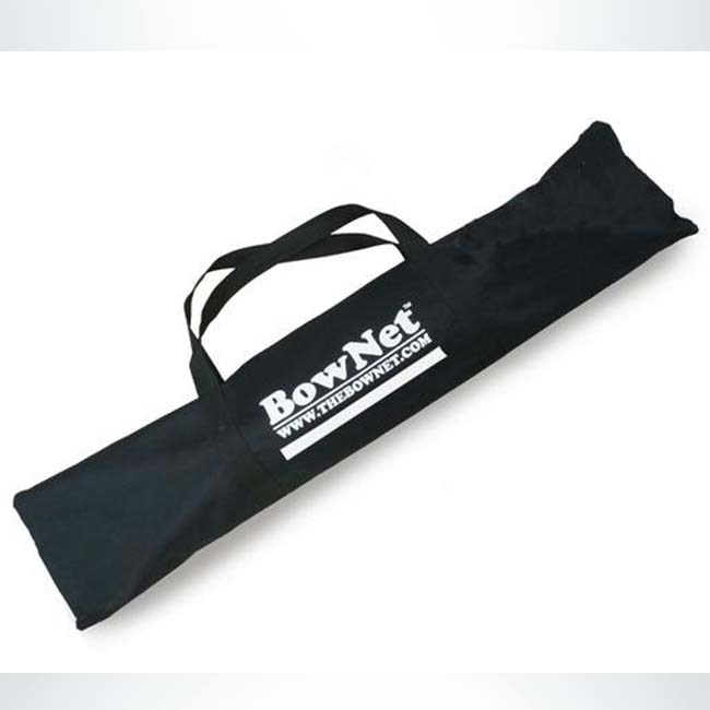 Model #BOWSOFTTOSS. Bownet foldable soft toss softball training net bag.