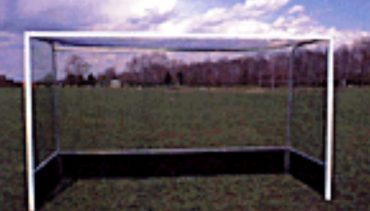 Model #FHGBAL712WB. Budget Field Hockey Goal with Wood Board.