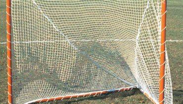 Model #LXGPROBOX. 4'x4'x5' Official Heavy Duty Box Lacrosse Goal.