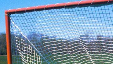 Model #LXN40BOX. Lacrosse Net for Box Lacrosse Goal.