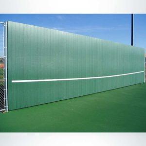 Model #TBB1040. 40 Foot Tennis Bounding Board.