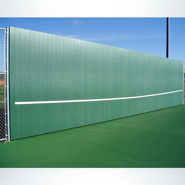 Model #TBB1040. 40' tennis bounding board. .