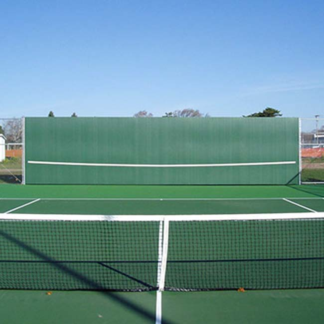 Model #TBB1040. 40 Foot Tennis Bounding Board.
