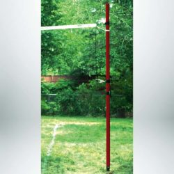 Byh25 backyard volleyball system