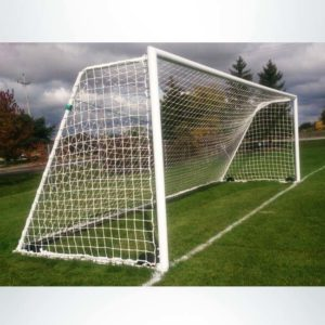 Model #M88WRD824. 8' x 24' ultimate wheeled soccer goal.