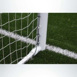 Model #MAL. Movable Aluminum Soccer Goal Cable Net Attachment.