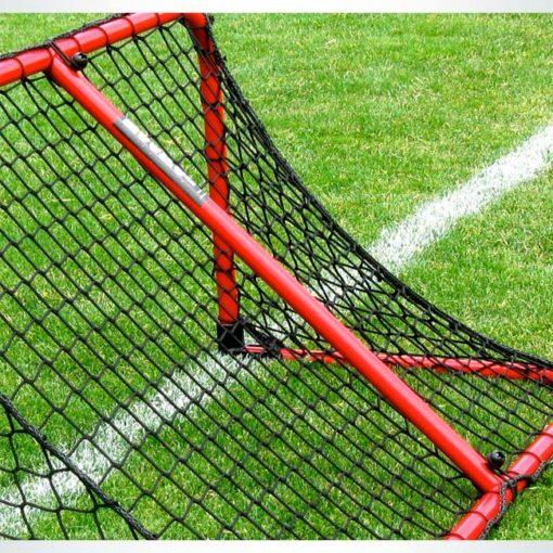 Model #ALUMSA24. Support bar for 4' x 2' aluminum folding soccer goal.