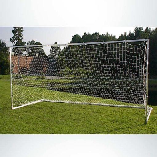 Model #SGE2824. Economy aluminum soccer goal.