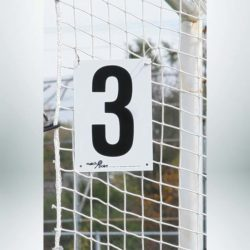 Model #MPFN3. Soccer Field Numbers, Large.