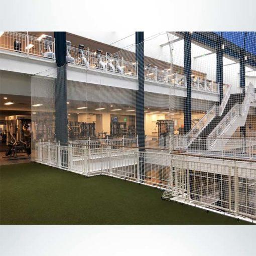 Barrier Net YMCA Minneapolis.